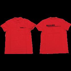 Resume Polo T-shirt